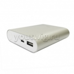 Xiaomi Mi Power Bank 10400 Silver