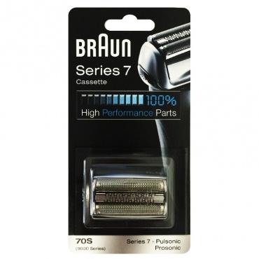 Cетка и режущий блок Braun 70S для электробритвы (81387979)