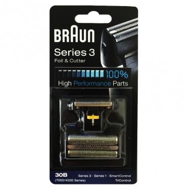 Сетка и нож для электробритвы Braun 30B (81387936)