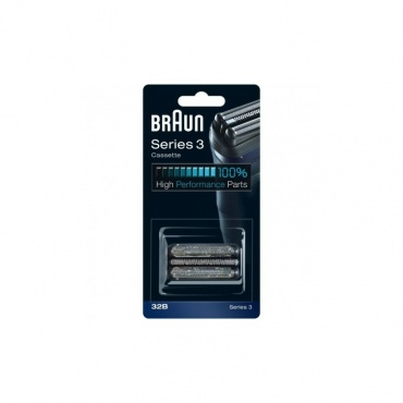 Бреющая система бритвы 32B Braun (81387950)