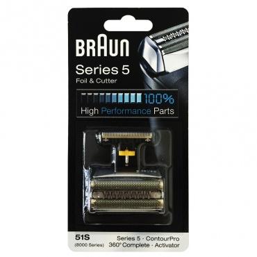����� � ��� ��� ������������� Braun 51S (81387975)